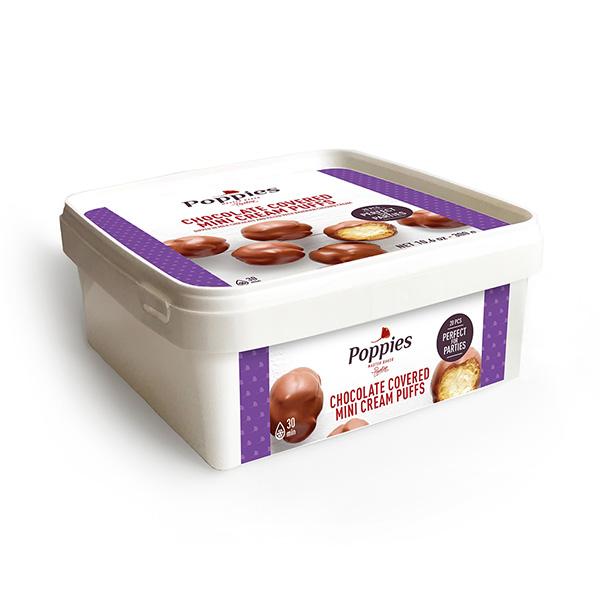 chocolate-covered-mini-cream-puffs-1